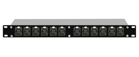XLR to XLR Patchbay 12F-12F