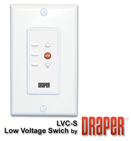 Draper 121059 LVC-S Low Voltage Control Switch