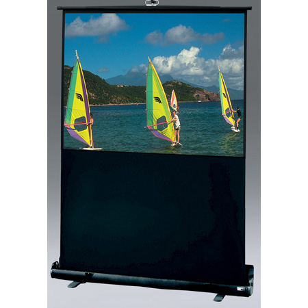 Draper 230107 48x64 Inch 4:3 NTSC Traveller Screen