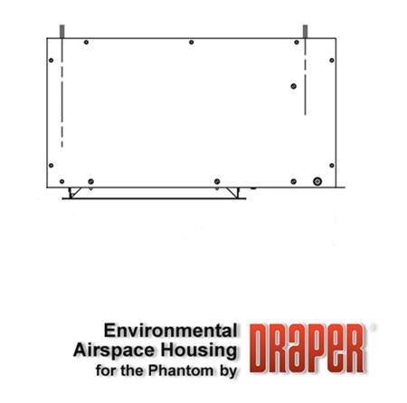 Draper 300374 Airspace Housing for Phantom Models