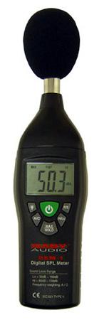 Nady DSM-1 Digital SPL Meter