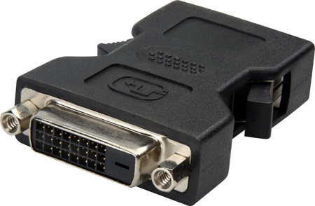 DVI-I Dual Link Female to DFP Male Adapter