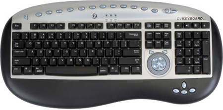 Bella DV Keyboard 3.0 (PC/Mac Hybrid)