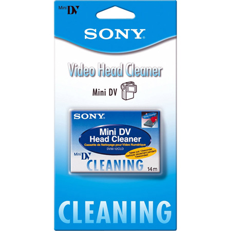 Sony DVM12CLD DVC MiniDV Cleaning Tape