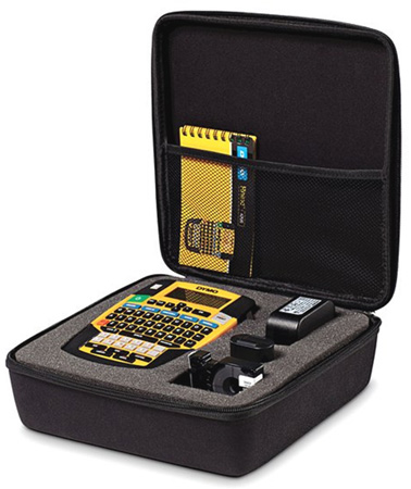 DYMO Rhino 4200 All-Purpose Labeling Tool Soft Case Kit