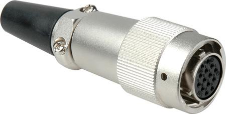 EIAJ 14 Pin Female Connector ROHS