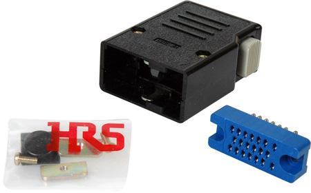 Hirose EIAJ 20 Pin Rectangular Connector