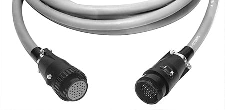 32-Pin Male to Female Panasonic 32A Camera Cable 100 Foot