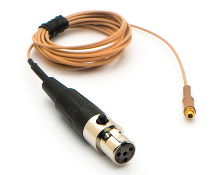 Cable for E6 Mic Wired for Audio Technica