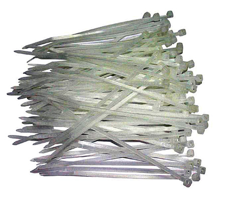 Eclipse Tools 18lb 4 Inch Cable Ties -100 Pack