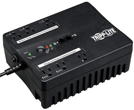 Tripp Lite ECO350UPS 350VA Eco Energy-Saving UPS System