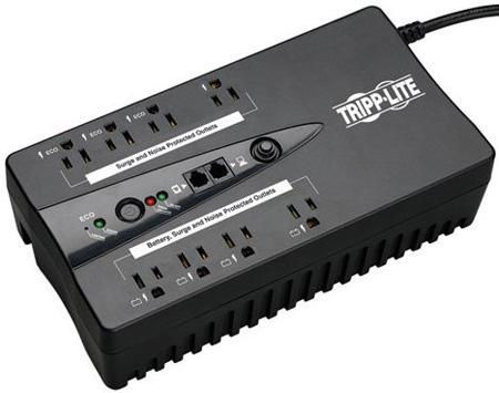 Tripp Lite ECO550UPS 550VA Eco Energy-Saving UPS System
