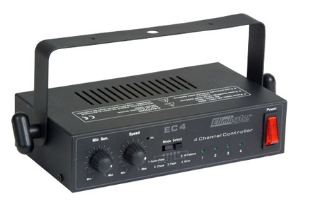 Elminator Lighting EC-4 - Sound Activated Controller
