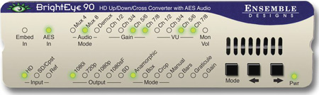 Ensemble Designs BrightEye 90 HD Up/Down Cross Convert & ARC w/AES