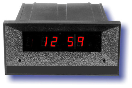ESE ES-372U Console Mount Time Code Slave Display