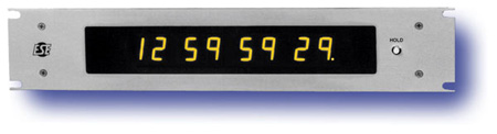 ESE ES-463U SMPTE / EBU Timecode Display