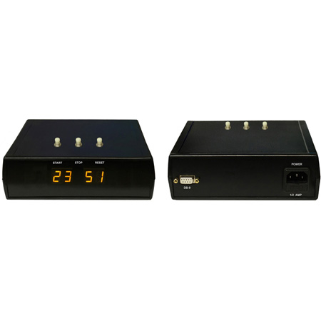 ESE ES-520U 60 Minute Master Timer with Remote and Rackmount Options