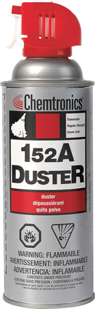 Chemtronics ES1027 152A Economical Regular Strength 10 Ounce Duster (Flammable)