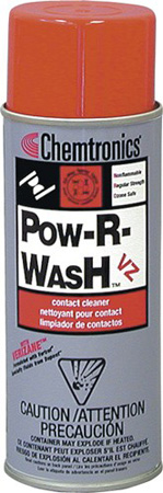 Chemtronics Pow-R-Wash VZ 12oz. Can