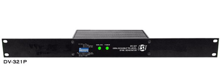 ESE DV-321P Genlockable HD/SD Sync Generator with 19 Inch Rack Mount