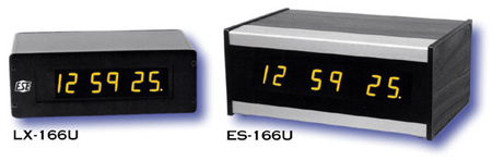 ESE ES-166U Time Code Remote Display