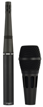 Earthworks SR20 Cardioid Vocal/Instrument Microphone 50Hz to 20kHz