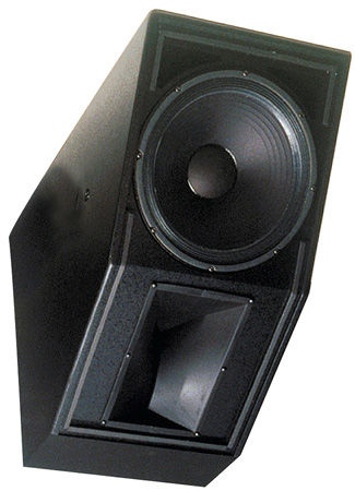 Electrovoice EVI-15-BLK 15-inch Vari Intense Two-way Speaker (Black)