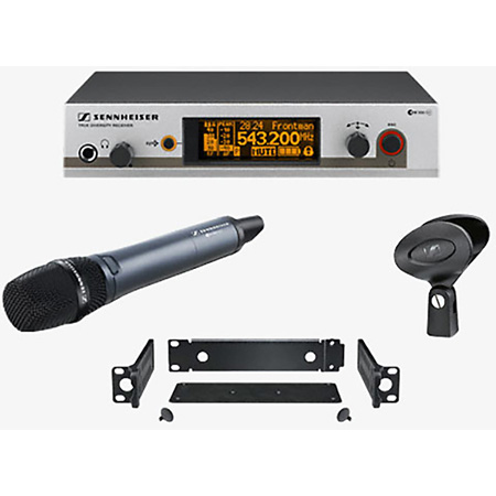 Sennheiser EW365G3 Rack Mountable Wireless Handheld Mic System 566-608
