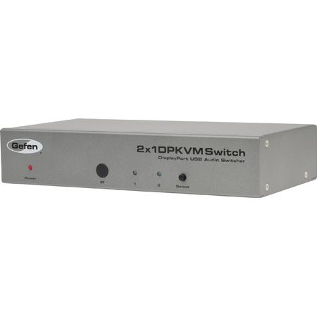Gefen EXT-DPKVM-241 Two Input DisplayPort KVM Switcher