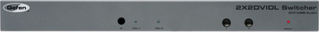 Gefen EXT-DVI-422DL 2x2 DVI DL Switcher