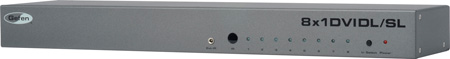 Gefen EXT-DVI-841DL 8x1 DVI SL/DL Switcher