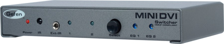 Gefen EXT-MINIDVI-241N Mini DVI Switcher