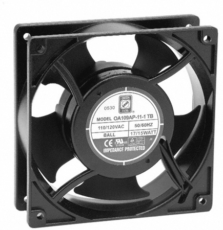 Orion OA109AP-11-1TB Muffin Fan High Speed Model