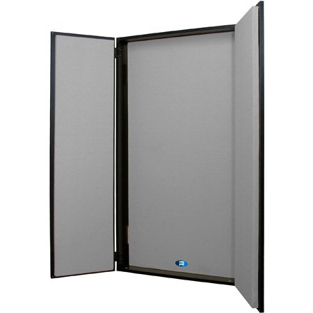 Primacoustic FlexiBooth Wall Mount Vocal Booth (Black/Beige)