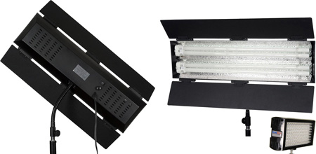 FloLit FloBeam Lighting Kit - 1100W Hotlight Equivalent Output - 3000K