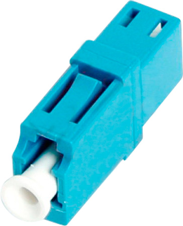 LC to LC Singlemode Simplex Fiber Optic Coupler