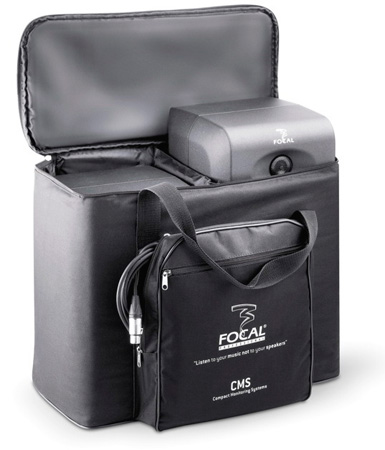 Carrying bag for Focal Twin 6