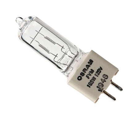 FVM 120 Volt 105 Watt  250 HR  Lamp