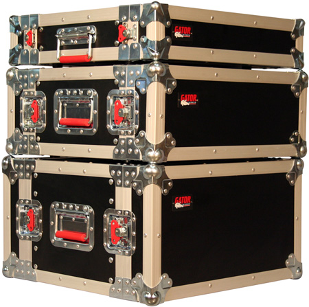 Gator G-TOUR 4UW ATA Rolling Rack Road Case