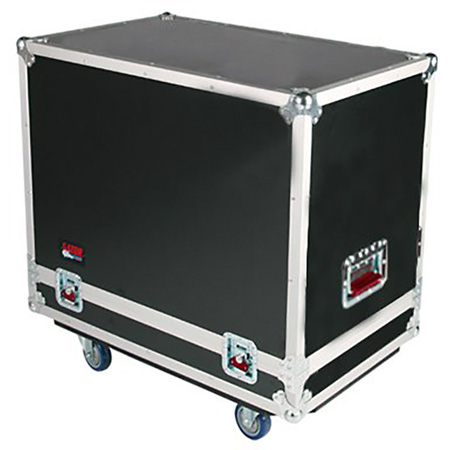 Gator G-TOUR-2X-K10 Tour style transport case for 2 QSC K10 speakers