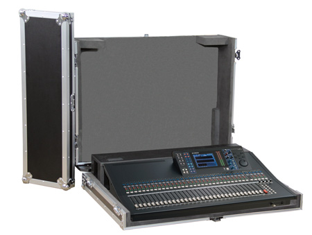 Gator G-TOUR-YAMLS9 Road case for Yamaha LS9 large format mixer
