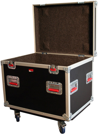 Gator G-TOURTRK4530HS ATA Truck Pack Trunk with Casters