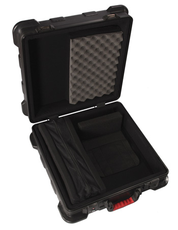 Gator GAV-PROJECTOR-LG TSA Projector case fits up to 18inx18inx6in