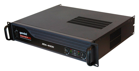 Gemini XGA-4000 Power Amp