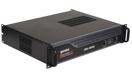 Gemini XGA-5000 Power Amp