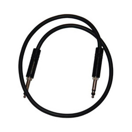ADC 8 Ft Longframe Patch Cord Black