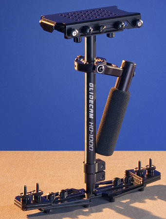 Glidecam HD-1000 Camera Stabilizer for Compact Cameras up to 3 Pounds