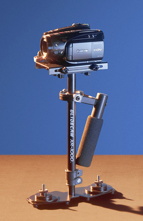 Glidecam XR-1000 Handheld Camera Stabilizer for Cameras up to 3 Lbs.