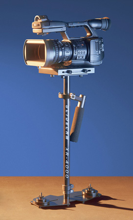 Glidecam XR-4000 Handheld Camera Stabilizer for Cameras up to 10 Lbs.