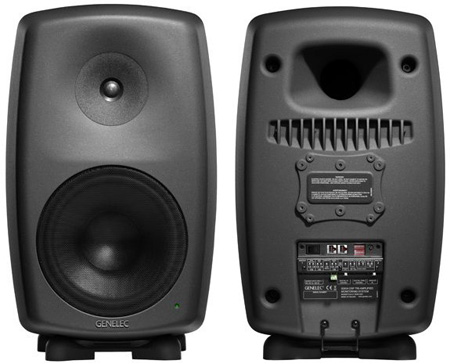 Single Genelec 8260A Tri-Amplified Digital DSP Active Monitor - Each